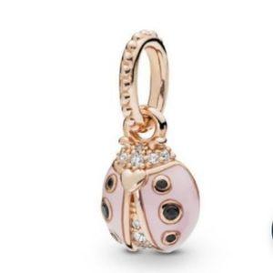 Pandora RG ladybug charm